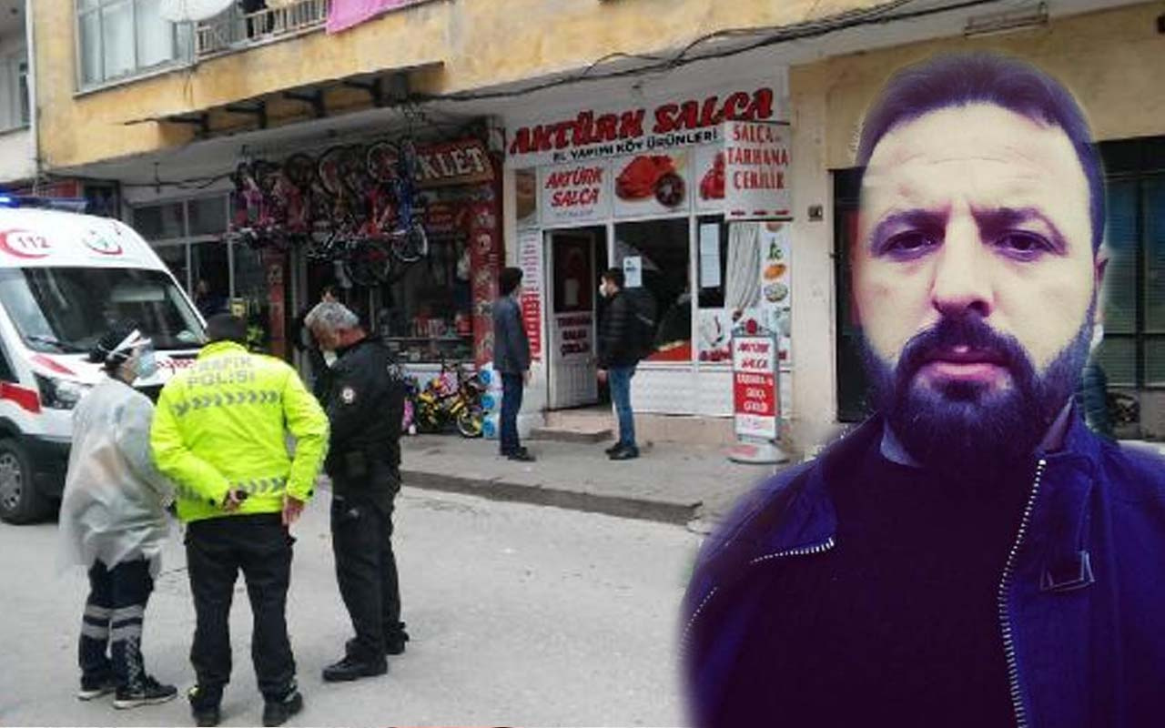 Sakarya'da muhtar tartıştığı adamı öldürdü