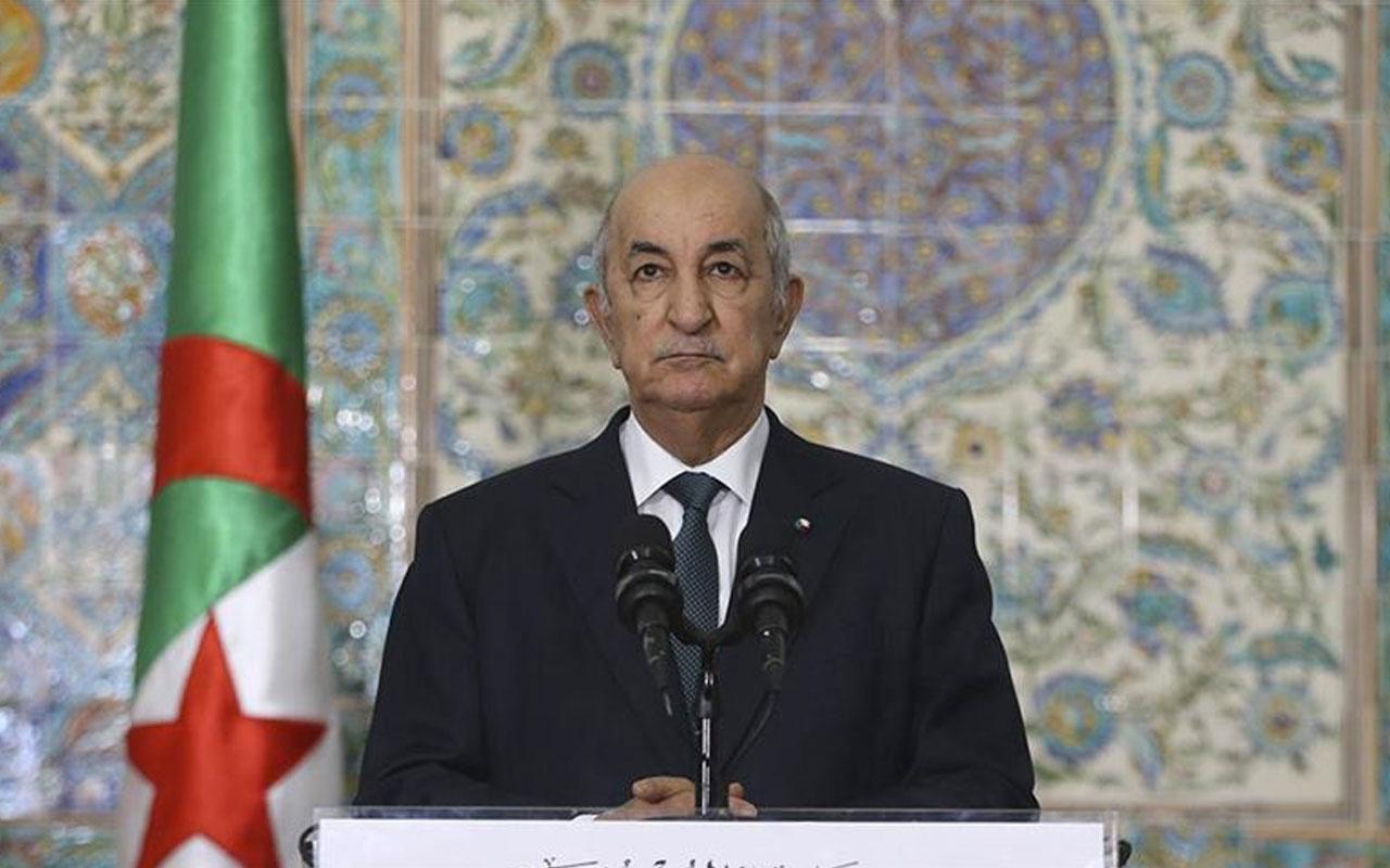 Cezayir Fransa'yı '5.5 milyon Cezayirliyi öldürerek, etnik temizlik yapmakla' suçladı
