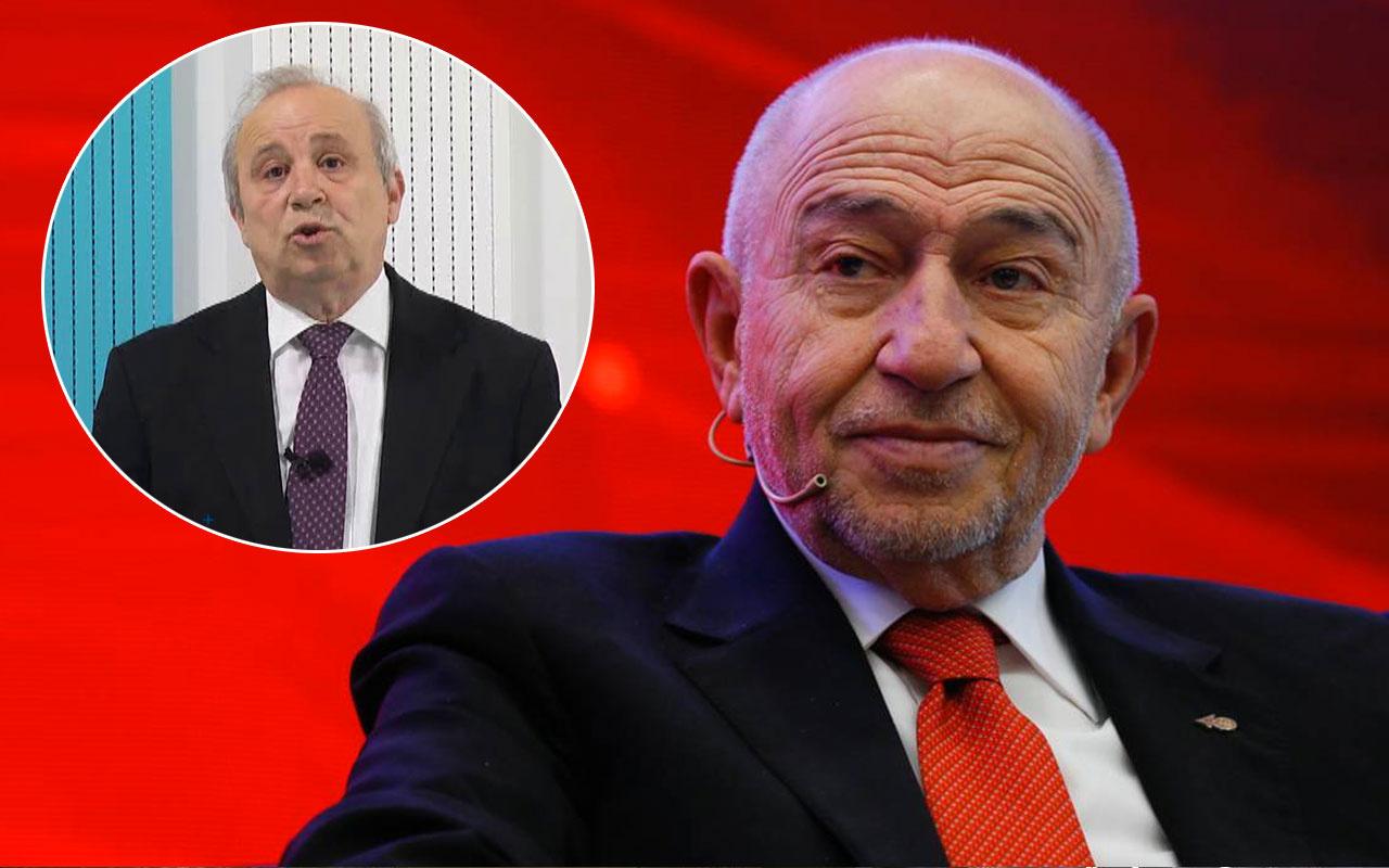 Levent Akın'dan Nihat Özdemir'e tepki: Tavsiye etmedik