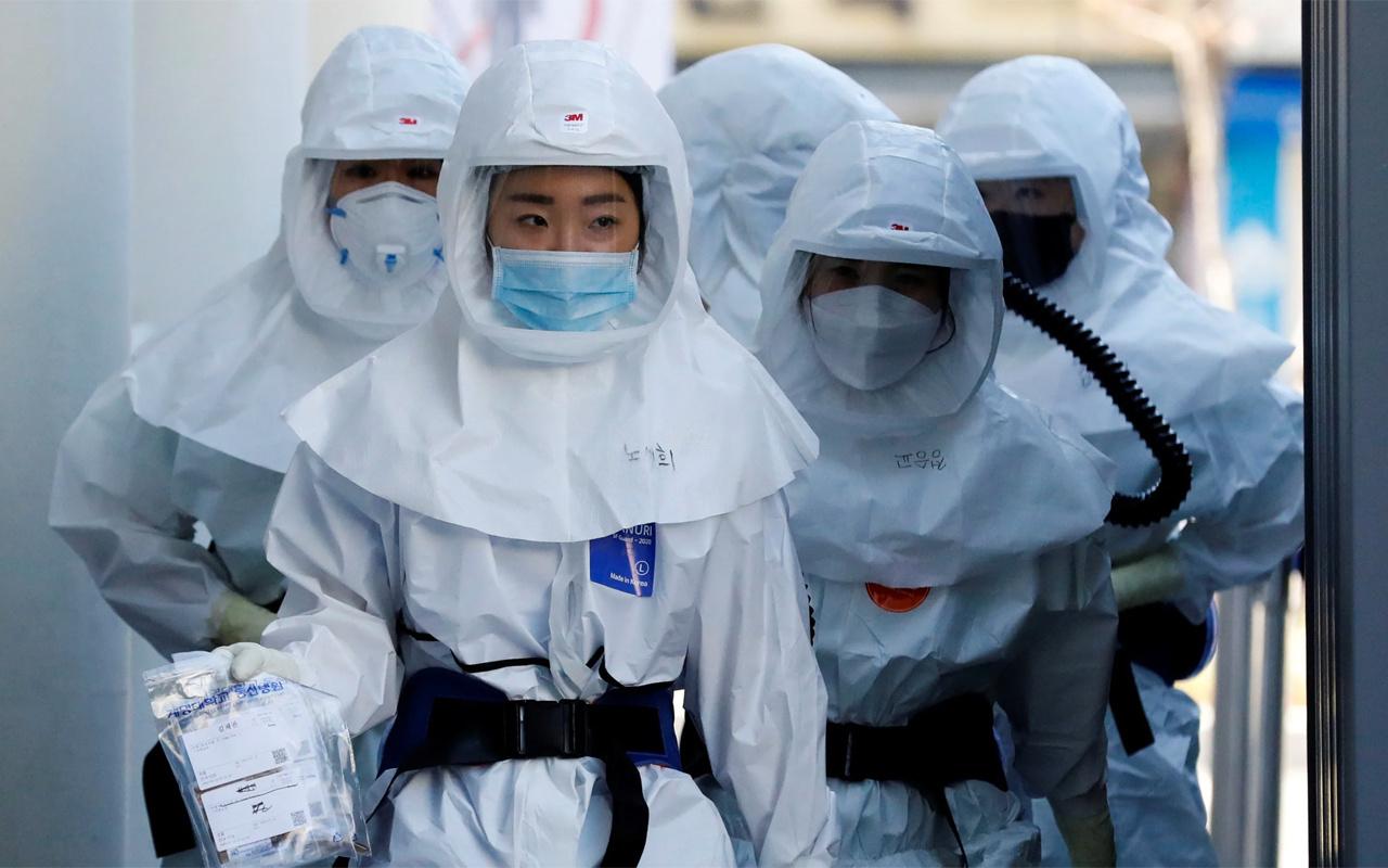 Güney Kore'de korona vaka sayısında 5 gün sonra korkutan gelişme