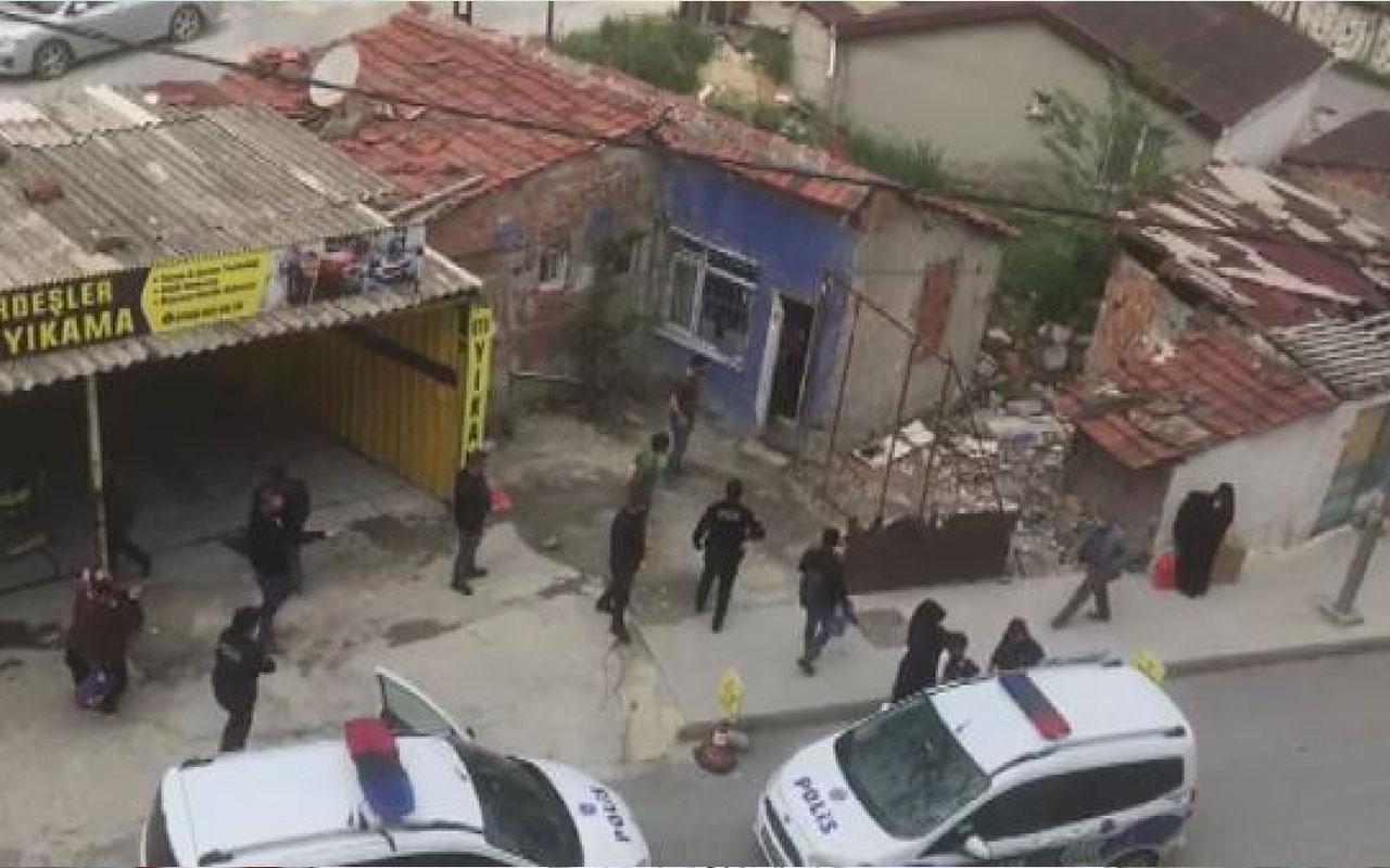 Yer Arnavutköy! 13 yaşındaki kızı taciz eden 3 kişiyi mahalleli yakalayıp polise teslim etti