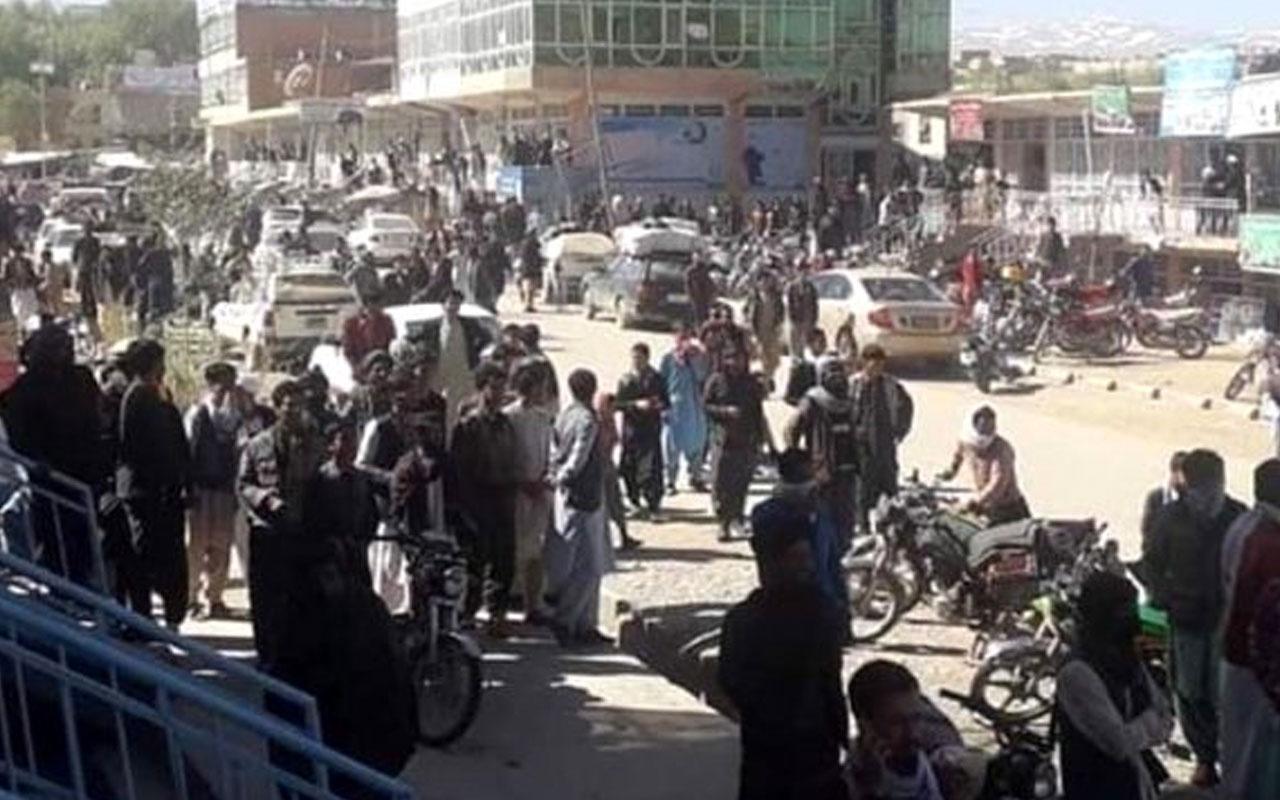 Afganistan'da haksız gıda yardımı protestosu: 7 ölü