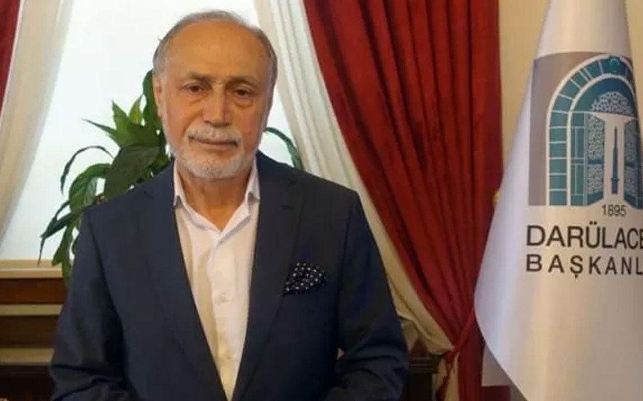 Cumhurbaşkanı Erdoğan'ın Danışmanlığına Hamza Cebeci atandı