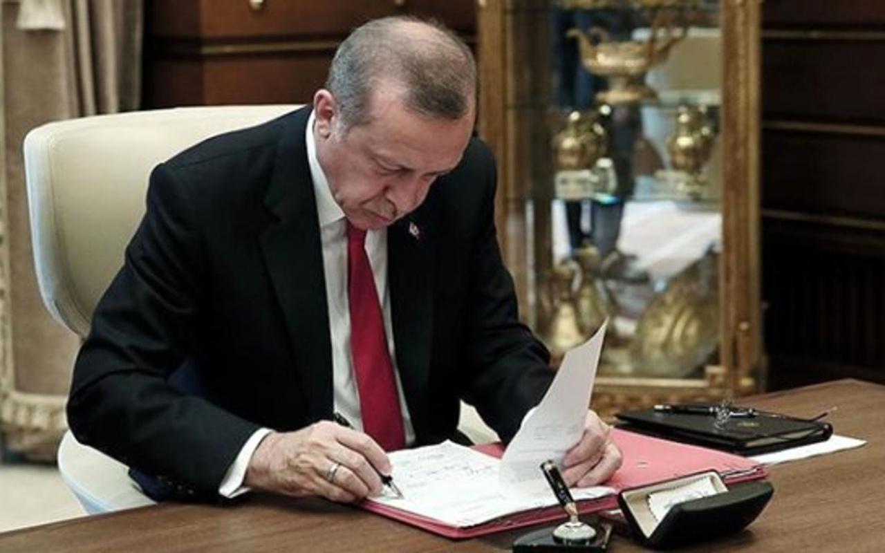 Erdoğan'dan kritik atama ve görevden almalar! 14 ile yeni müftü 2 il müdürü değişti