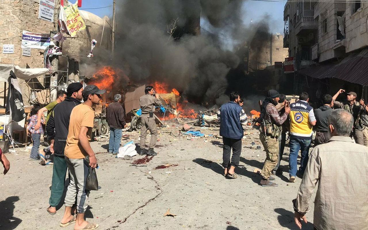 PKK/YPG'den El Bab'da hain saldırı