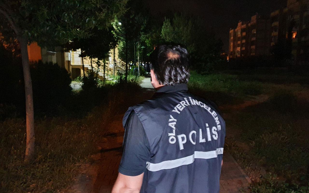 Adana'da tartıştığı eşini tabancayla vuran kadın elinde silahla yardım istedi