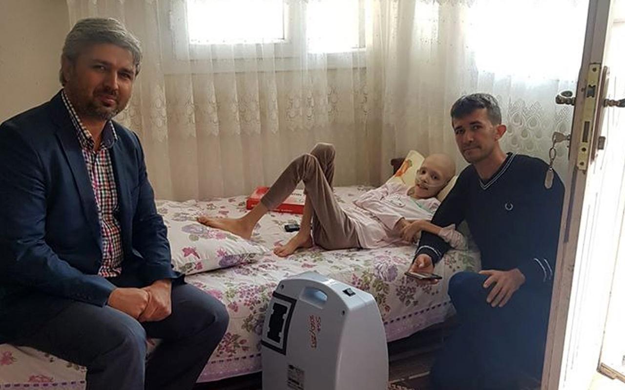 Osmaniye'de kanser hastası kızın babasını dolandıran zanlı yakalandı