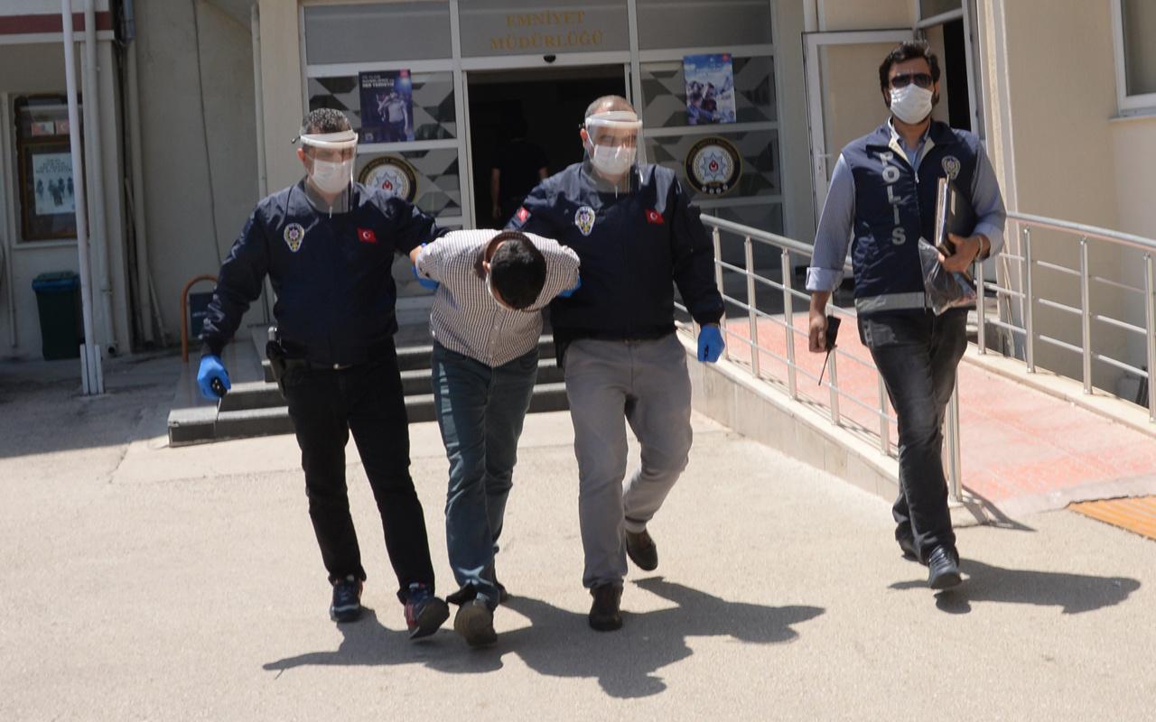 Mersin'de kapkaç zanlısı: Çekmeyin sizin yüzünüzden iş bulamıyorum