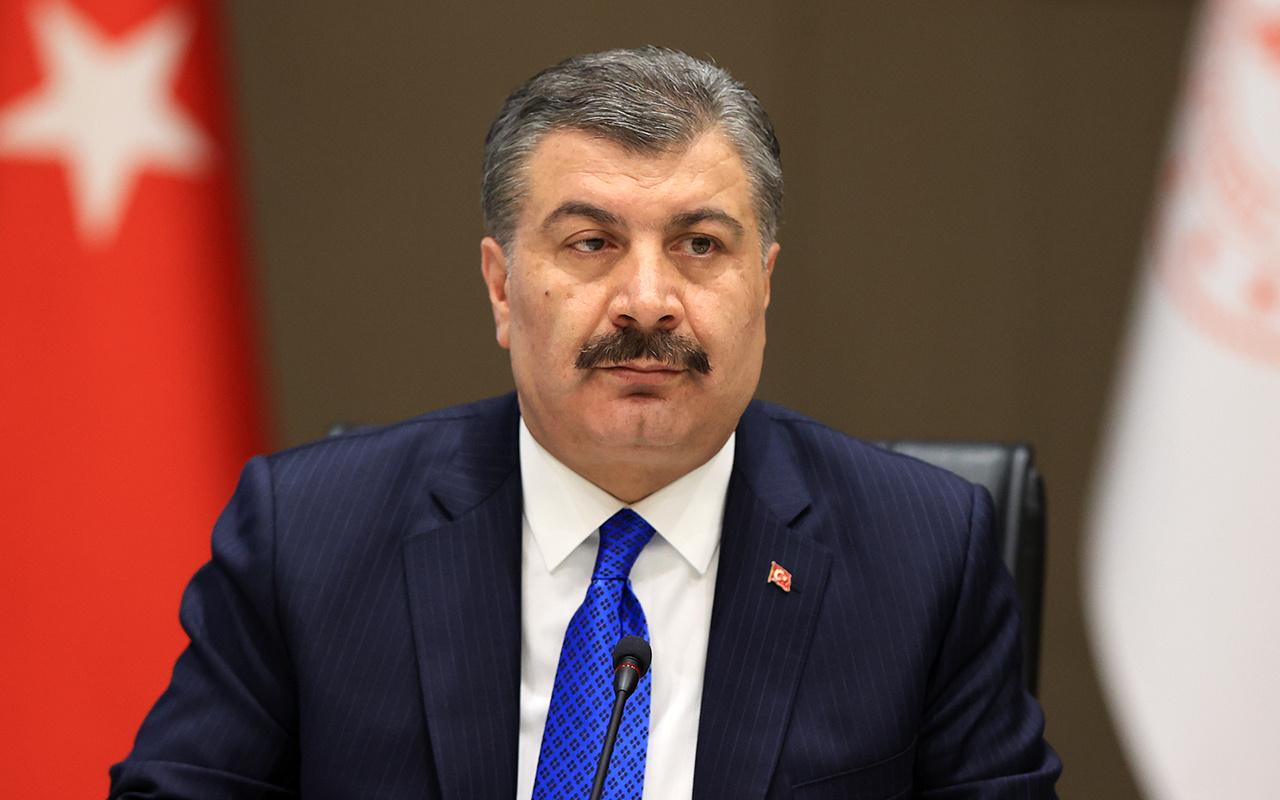 Sağlık Bakanı Koca Twitter'dan duyurdu: Yakında hayatı daha fazla paylaşacağız