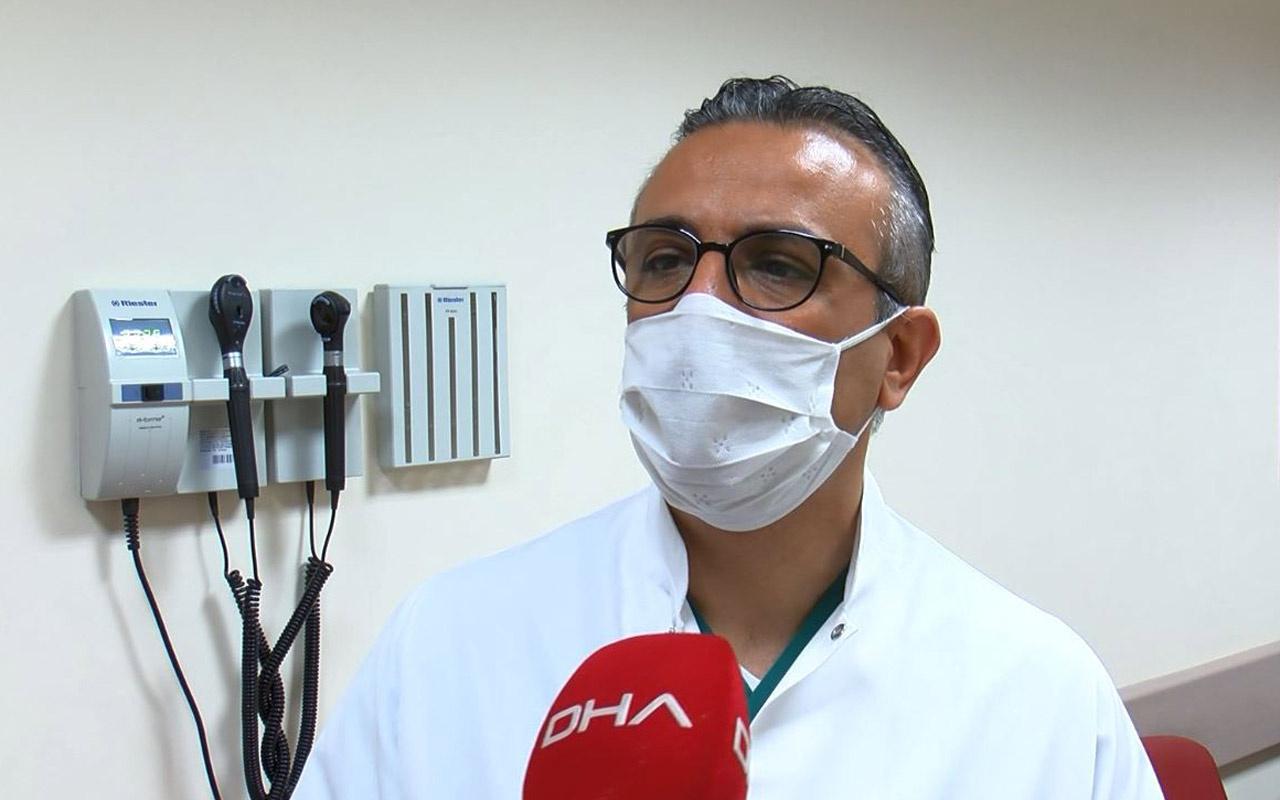 Bilim Kurulu Üyesi Prof. Dr. Hasan Tezer berbere gidecekleri uyardı