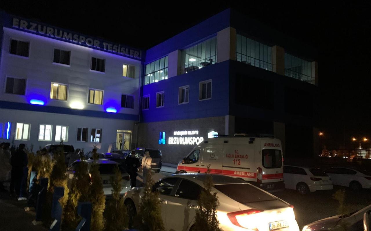 Erzurumspor'da 11 kişinin Koronavirüs testi pozitif çıktı futbolcular isyan etti