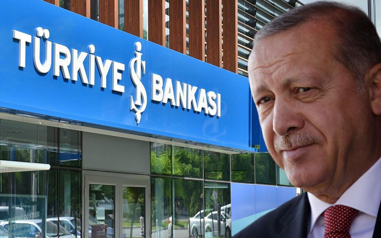 Erdoğan talimatı verdi! İş Bankası'nın Hazine'ye devri işini 10 günde bitirin