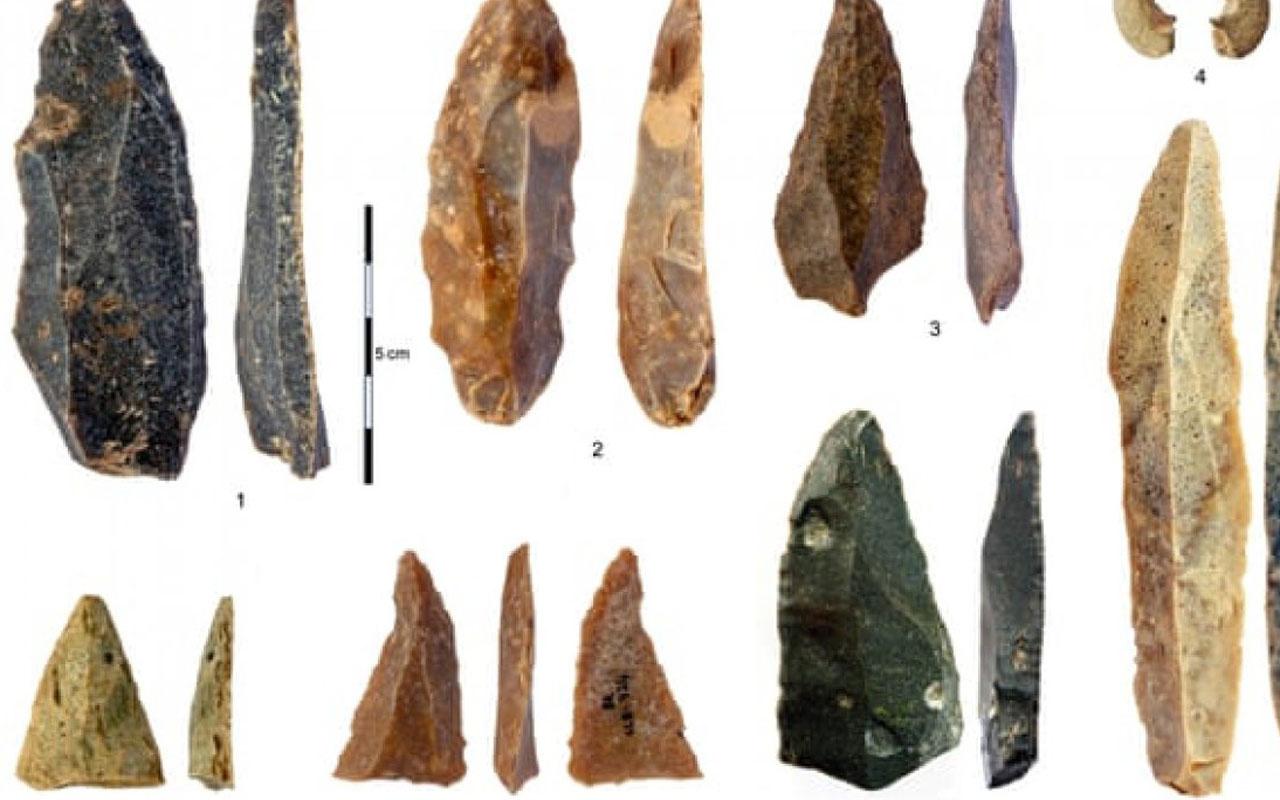 Avrupa'daki bilinen ilk insanların kalıntılarına ulaşıldı