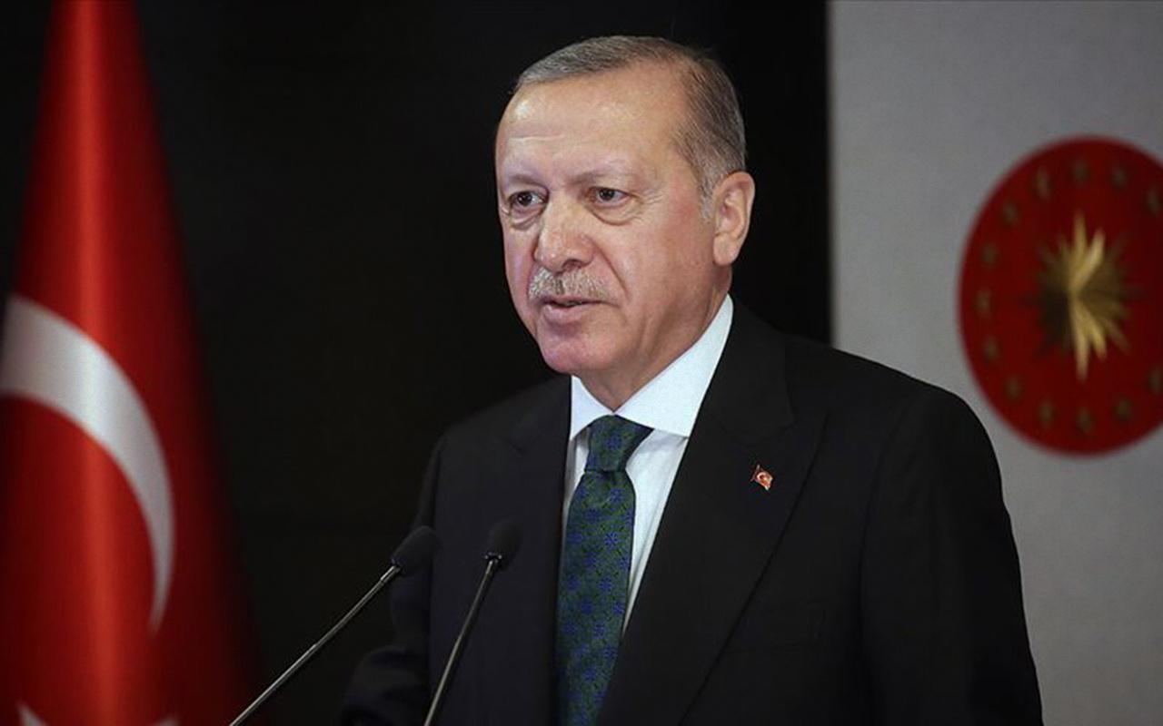 Cumhurbaşkanı Erdoğan: Ülkemizin menfaatlerini ve mazlumların hakkını hep Türkçe savunduk