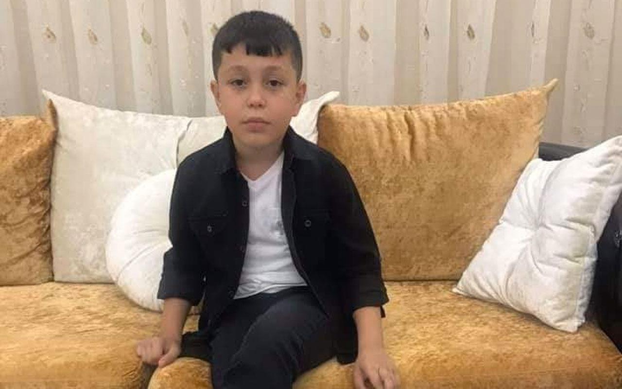 Hatay'da uykuda kalp krizi geçiren 9 yaşındaki çocuk kurtarılamadı