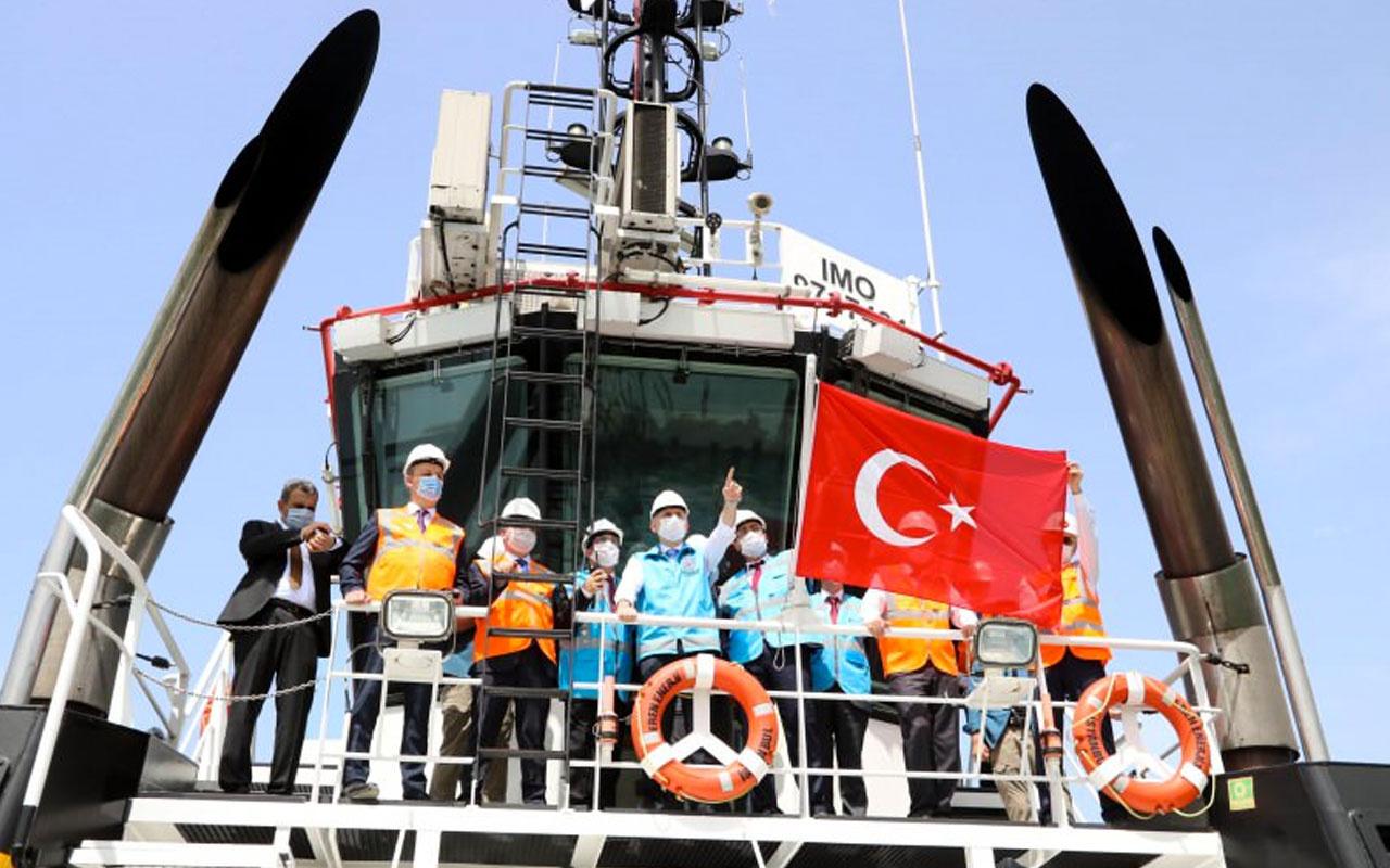 Rüya proje Filyos limanı yıl sonu hizmete giriyor! Bakan Karaismailoğlu müjdeyi verdi