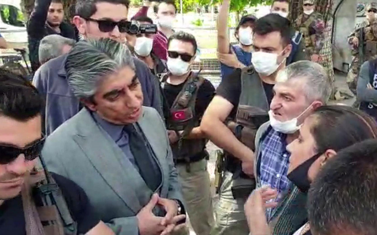 Iğdır Emniyet Müdüründen HDP'li vekile: Propaganda yapma