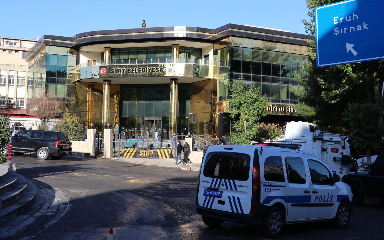 Iğdır Belediye Başkanı Yaşar Akkuş gözaltına alındı