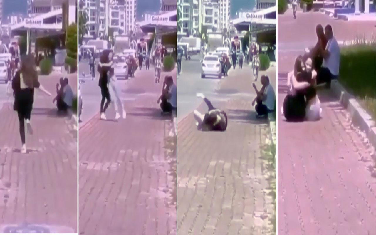 Antalya'da 42 gündür görüşemeyen arkadaşların buluşması, şaşkınlık yarattı