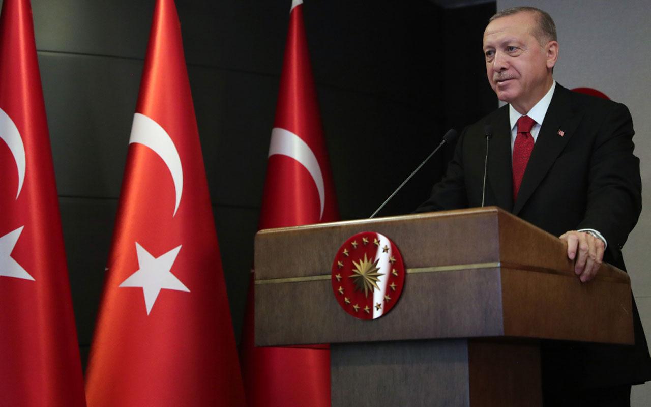 Erdoğan: Terör örgütlerine hayatı zindan edeceğiz