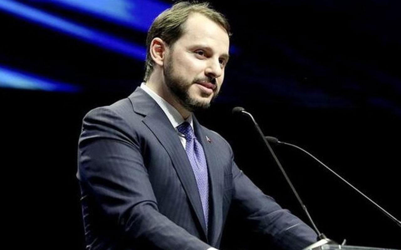 Albayrak: Güçlü Türkiye'nin güçlü ekonomisini büyütmek için çalışmaya devam edeceğiz