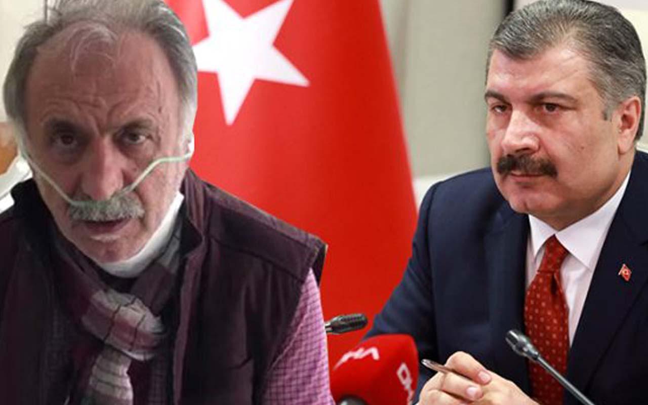 Bakan Koca'dan Prof. Dr. Cemil Taşcıoğlu paylaşımı