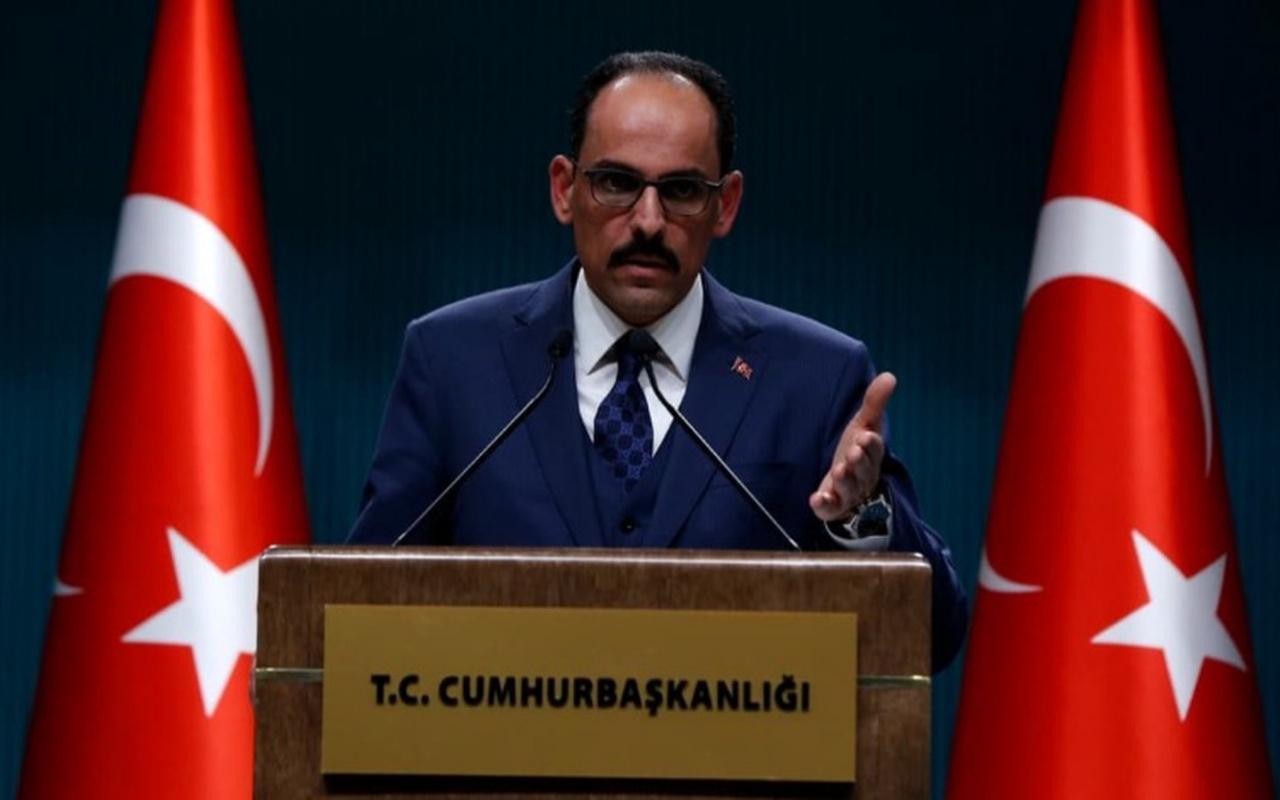 Cumhurbaşkanlığı Sözcüsü İbrahim Kalın'dan İsrail'e çok sert tepki