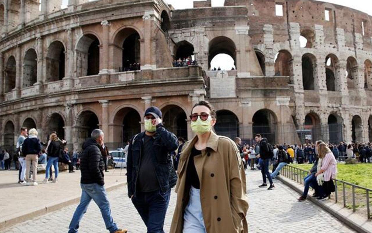 İtalya'da koronavirüsten (COVID-19) can kaybı 31 bin 763'e yükseldi