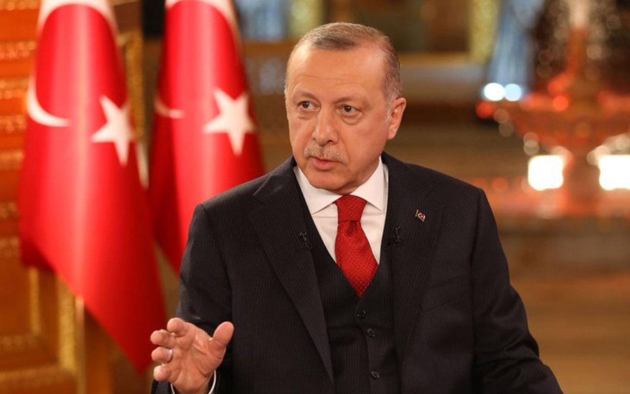 Cumhurbaşkanı Erdoğan: Terör örgütlerine hayatı zindan edeceğiz