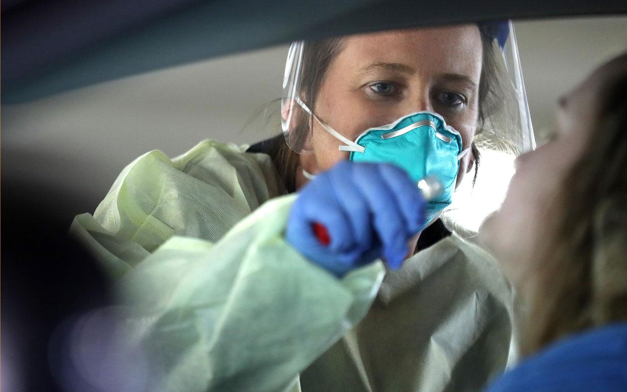 Bingöl Karlıova'da şimdiye dek hiç koronavirüs vakası görülmedi