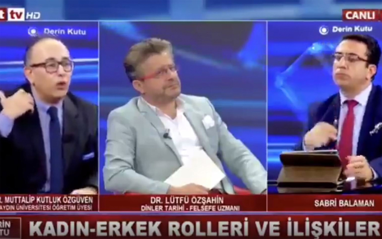 Akit TV'deki rezaletin mimarı Prof. Dr. Kutluk Özgüven üniversiteden kovuldu!