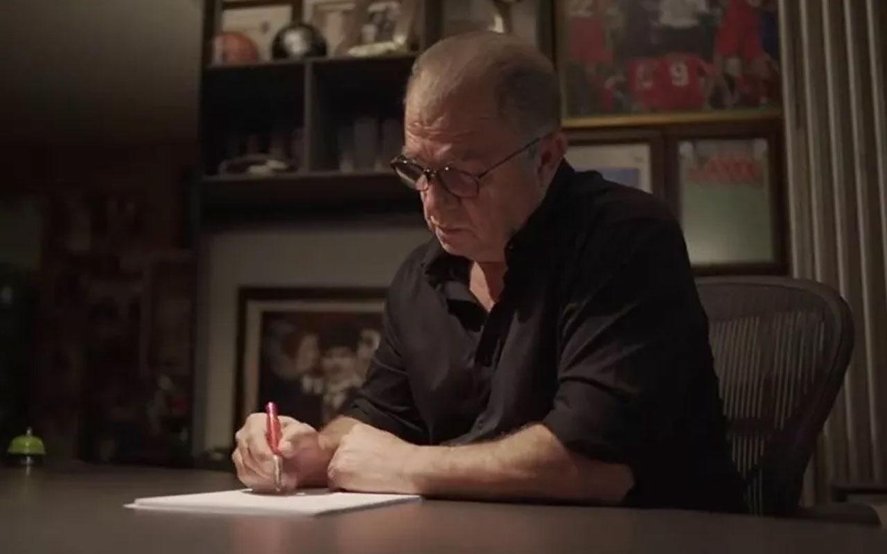 Fatih Terim'den 20 yıl önceki kendisine mektup! UEFA zaferinin 20. yıl dönümü