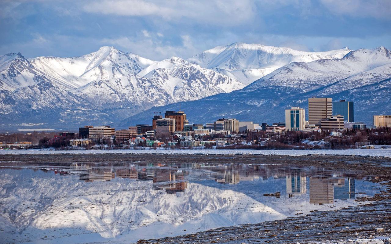 Alaska'da tehlike çanları çalıyor! Gelecek yıl dev bir tsunami yaratacak