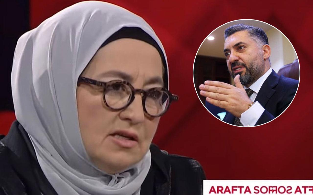RTÜK Başkanı Ebubekir Şahin'den Sevda Noyan yorumu: Gereği yapılır