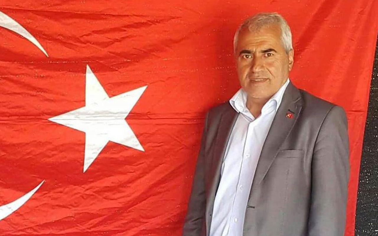MHP Domaniç İlçe Başkanı Halil İbrahim Türkmen kalk krizinden yaşamını yitirdi