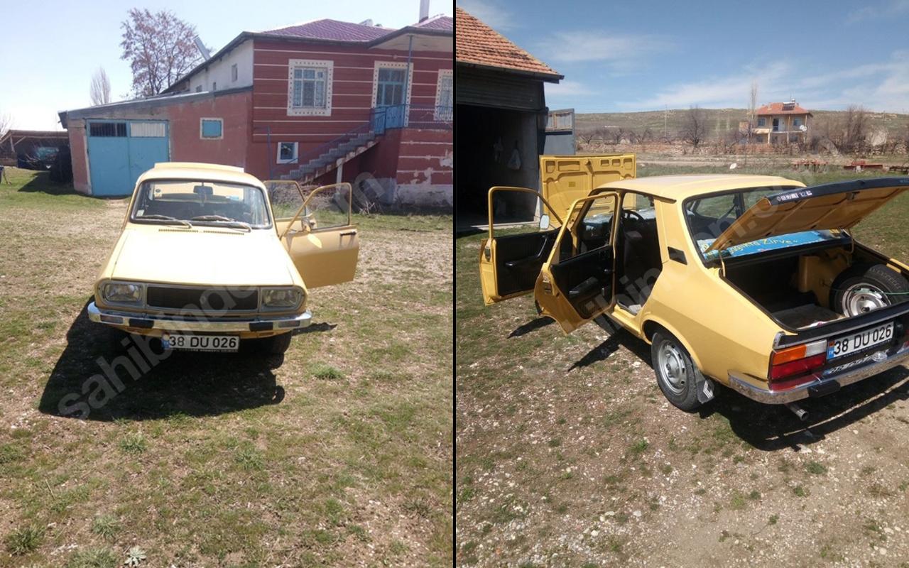 1978 model otomobile akılalmaz fiyat
