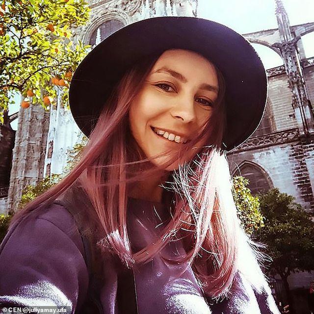 Rus kadın selfie çekerken uçurumdan düşerek hayatını kaybetti