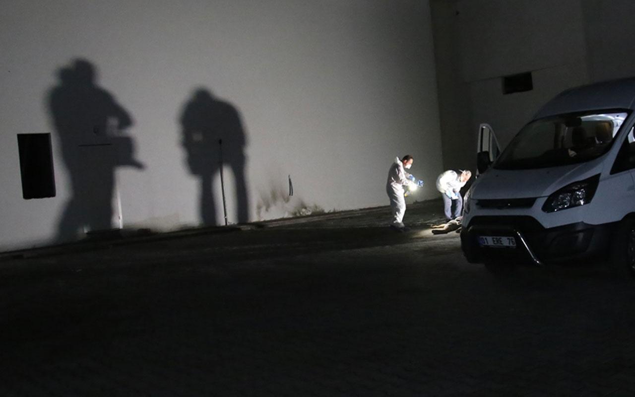 Adana'da korkunç olay! Çığlığa koşan mahallelinin kanı dondu