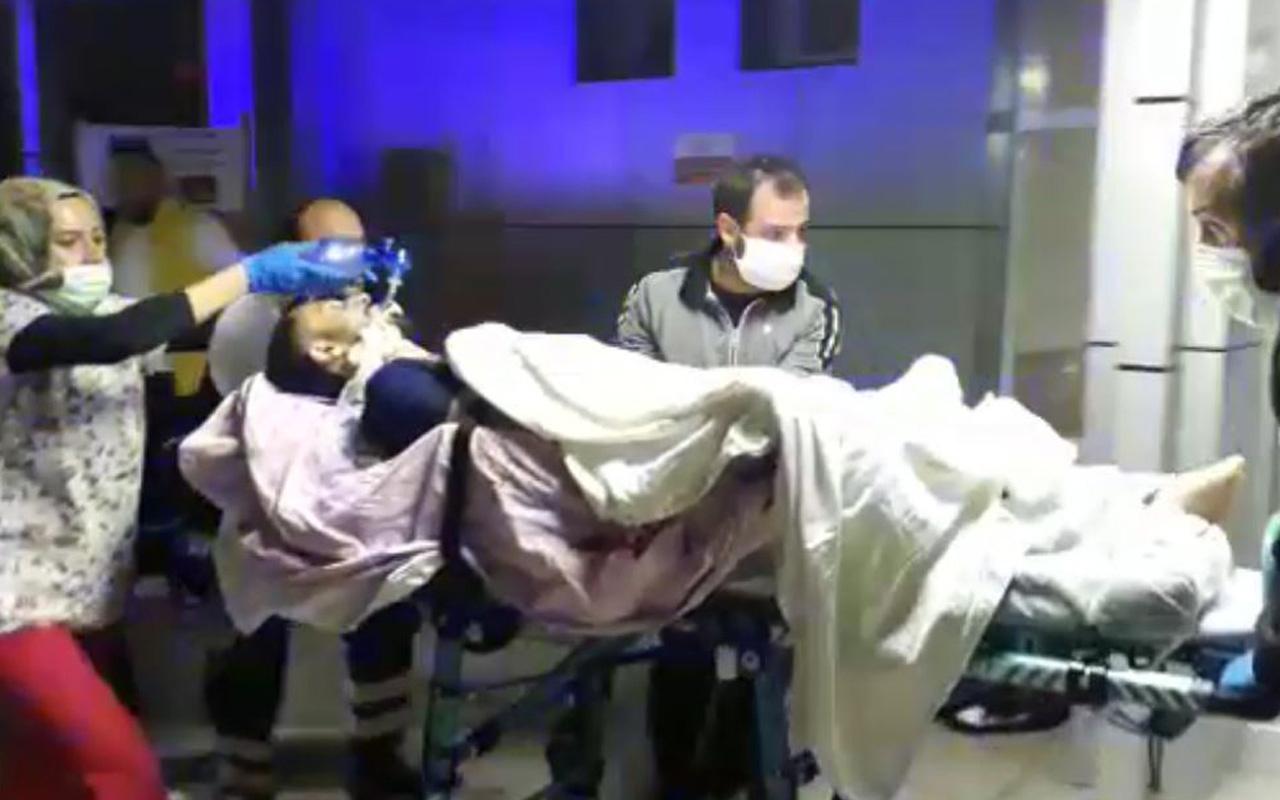Gümüşhane'de tartıştığı iki kişiye kurşun yağdırdı