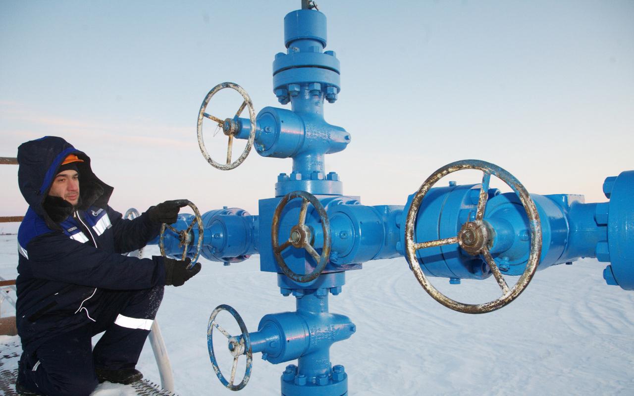 Enerji devi Gazprom'un doğalgaz ihracat geliri yüzde 51 düştü