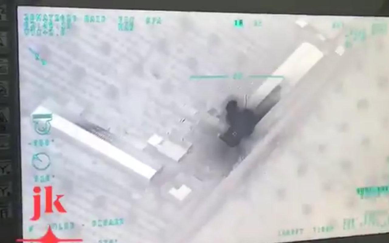 Libya'da Türk SİHA'sı ile vurulan Pantsir'e dair operasyon odasının görüntüleri paylaşıldı