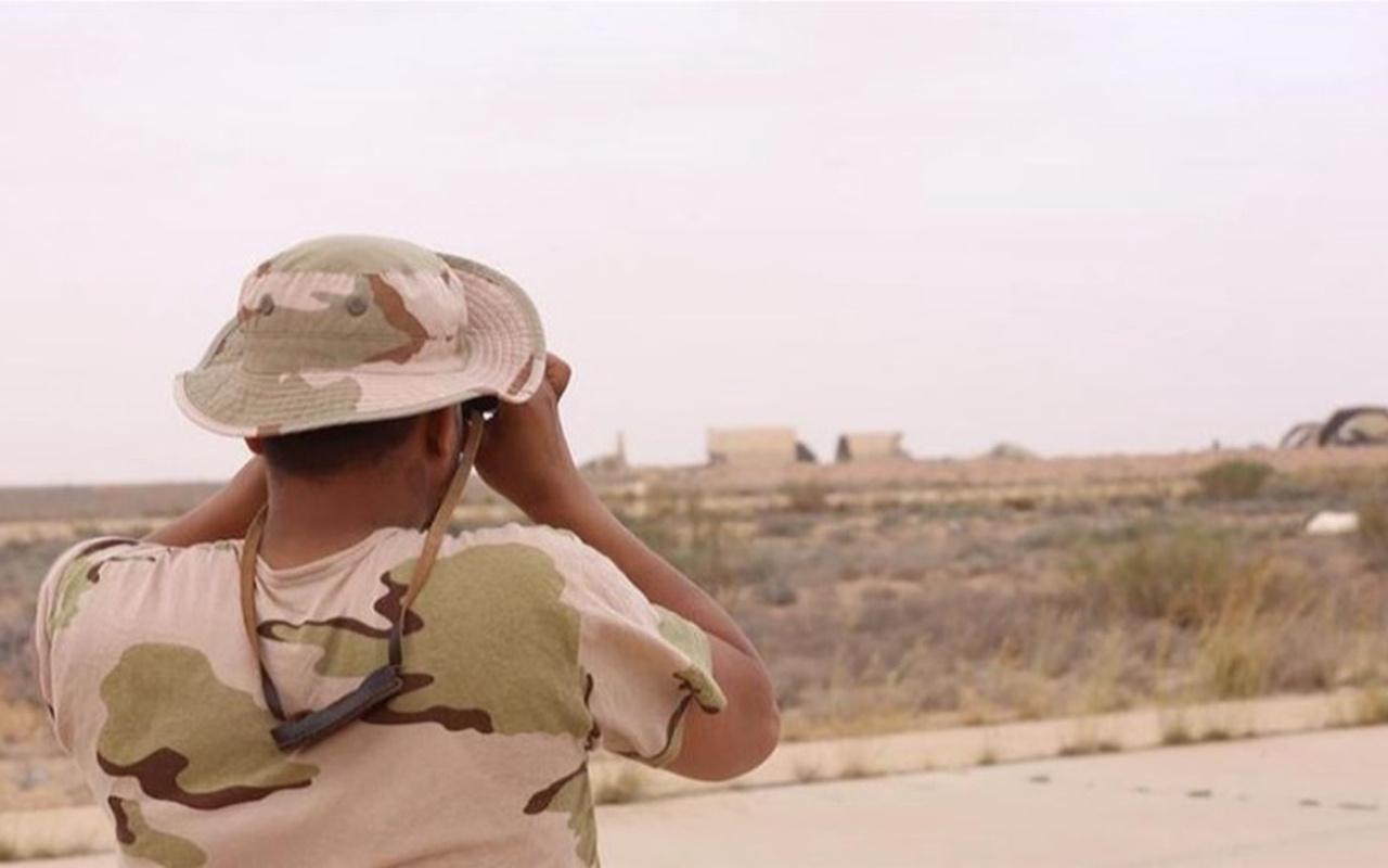Libya meşru ordusu Hafter'e ait Rus yapımı hava savunma sistemini imha etti