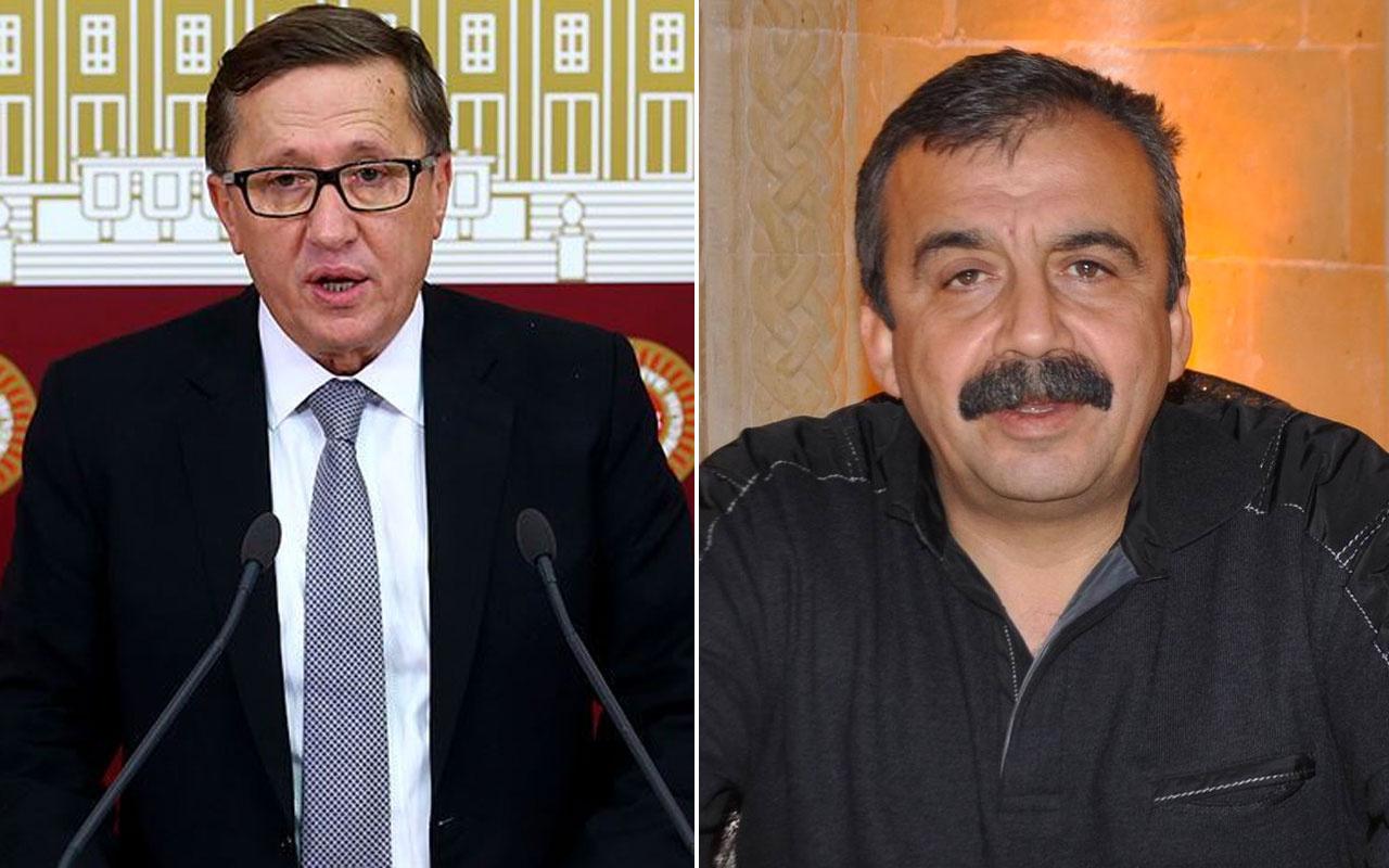 İYİ Partili Lütfü Türkkan'dan Sırrı Süreyya iddiası