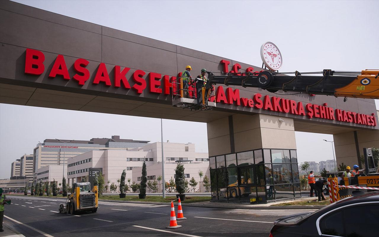 Başakşehir Çam ve Sakura Şehir Hastanesi bugün tam kapasiteyle hizmete giriyor