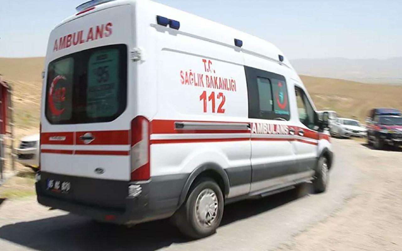 Kırklareli'de hasta taklidi yapıp kiralık ambulansla yazlığa giden şahıslara ceza