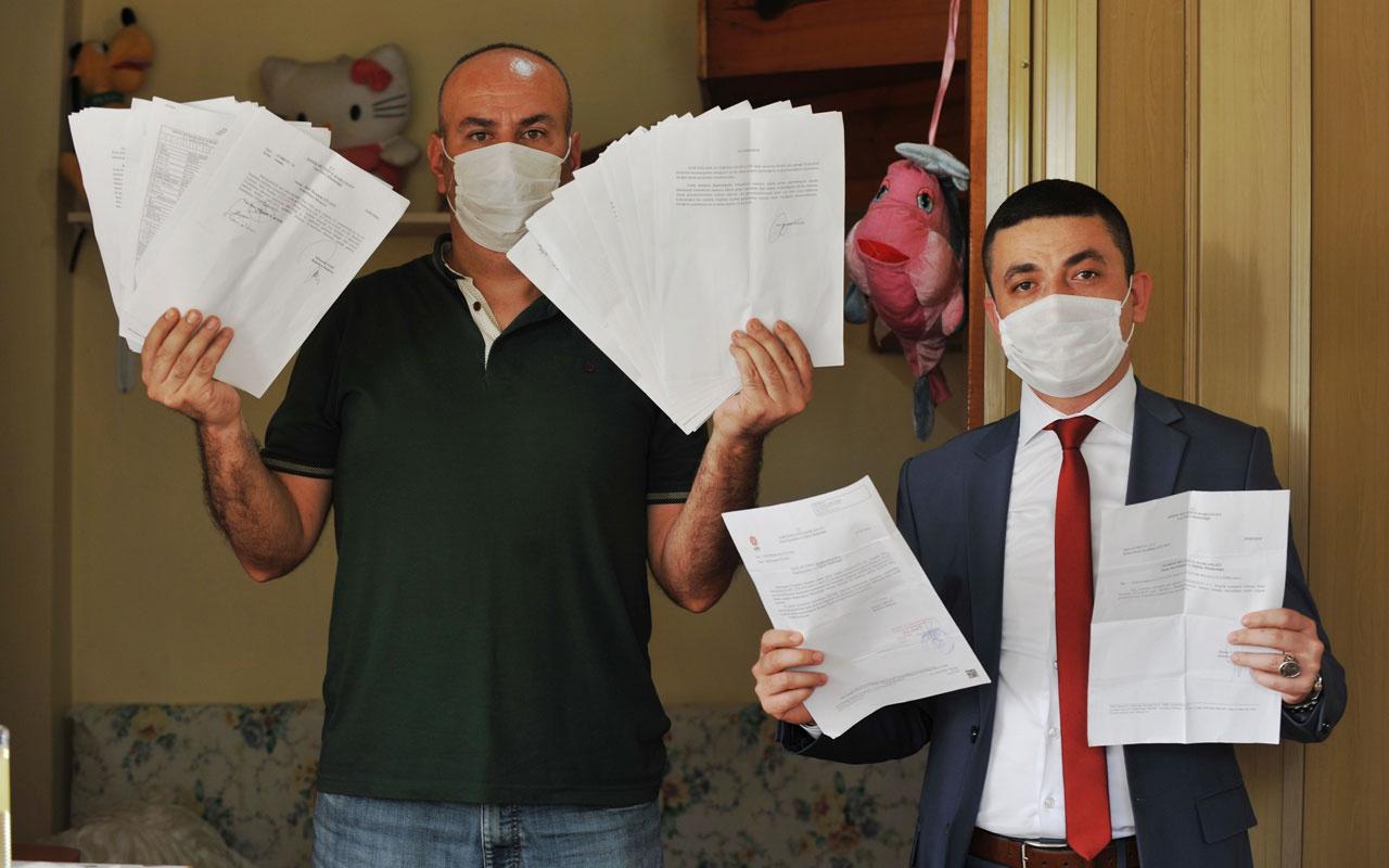 Erdek Belediyesi çalışanı başkana oy vermeyince beş kuruşsuz kaldı