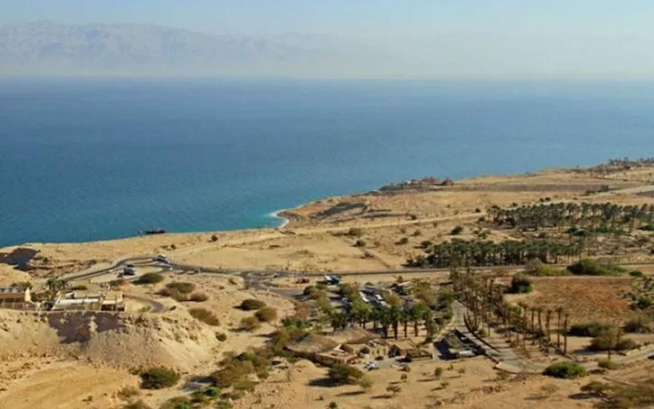 13 bin yıl önce atmosferdeki patlama Suriye'de bir köyü yok etti