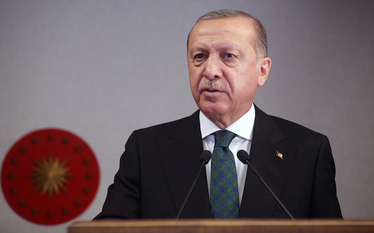 Başkan Erdoğan'dan Dünya Biyolojik Çeşitlilik Günü mesajı