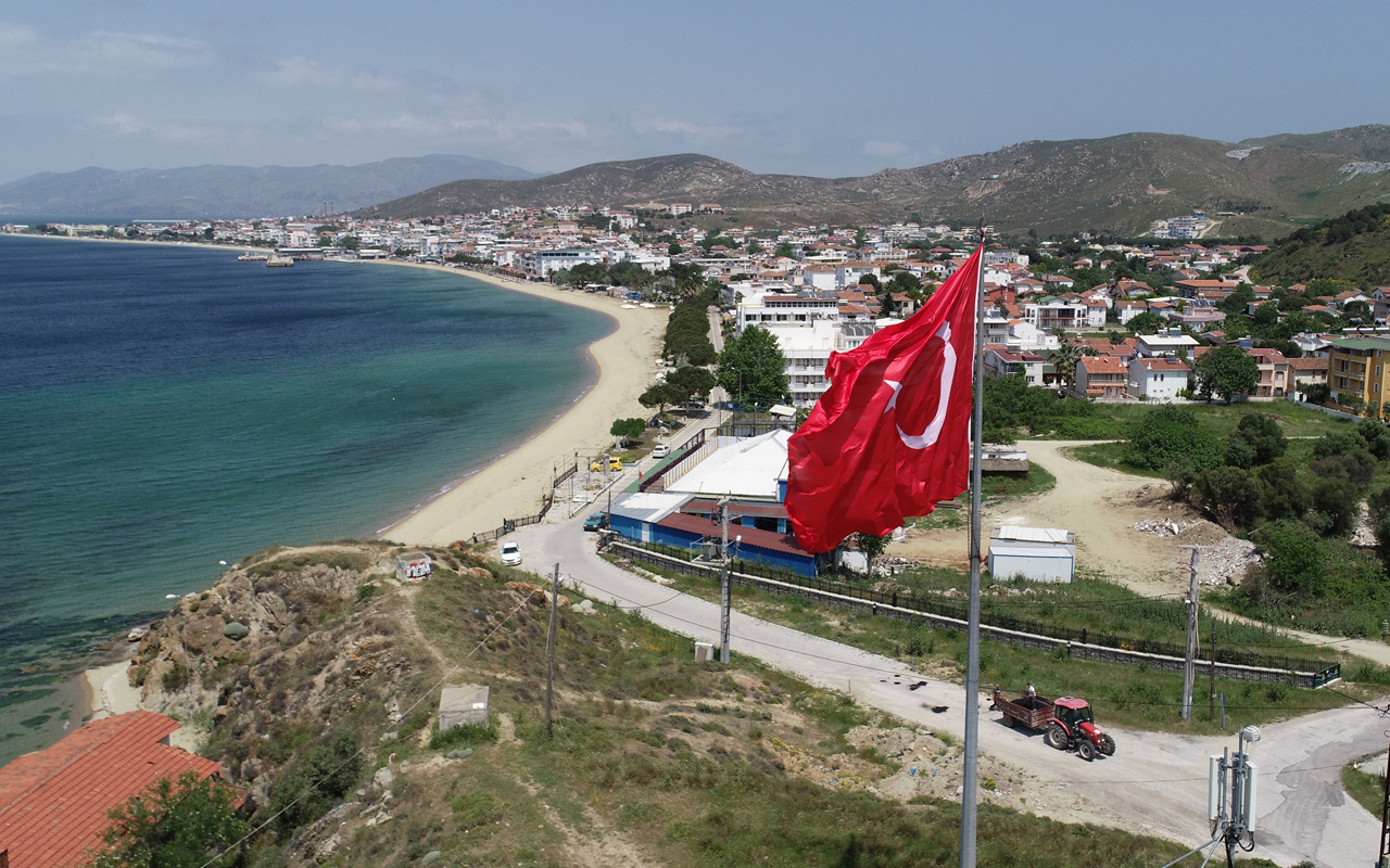 Avşa Adası'nda hiç korona vakası görülmedi! İstanbul'dan gelecekler korkutuyor