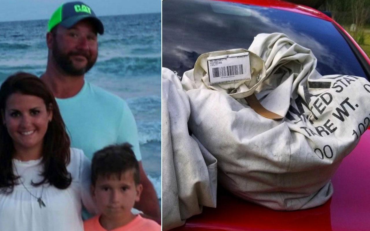 ABD'de bir aile yol ortasında 1 milyon dolar buldu polise iade etti
